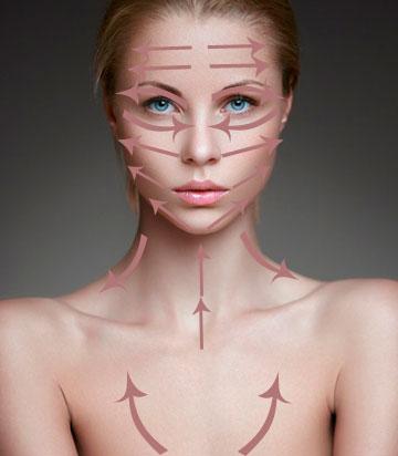 Кислородный пилинг для лица